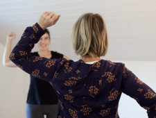 Ateliers de conscience corporelle en entreprise